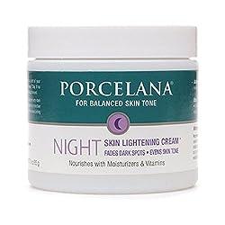 Porcelana Porcelana Skin Lightening Night Cream