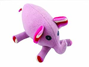 Elephant Stuffed Animal (Colors Will Vary)