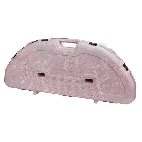 Plano Protector Compact Single Bow Case, Pink,