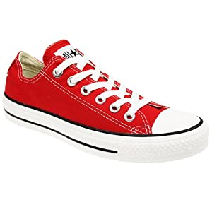 New Converse CT AS Ox Red M6/W8