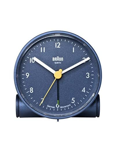 Braun Alarm Clock, Blue