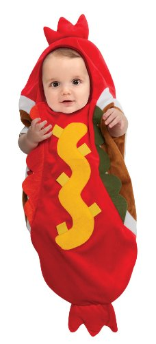 Rubie's Costume Trick Or Treat Sweeties Baby Hot Dog Costume