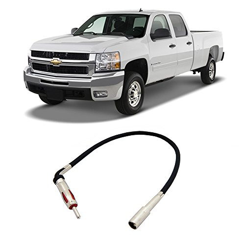 Chevy Silverado Truck 1999-2007 Factory to Aftermarket Radio Antenna Adapter (Chevy Truck 2005 compare prices)