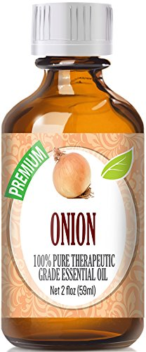 Onion (60ml) 100% Pure, Best Therapeutic Grade Essential Oil - 60ml / 2 (oz) Ounces