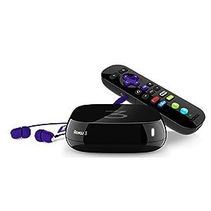 Roku 3 Streaming Media Player (Certified Refurbished)