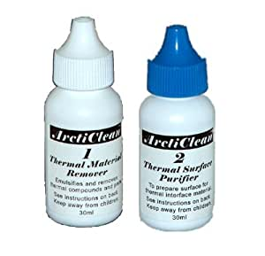 Arctic Silver ArctiClean 30+30ml