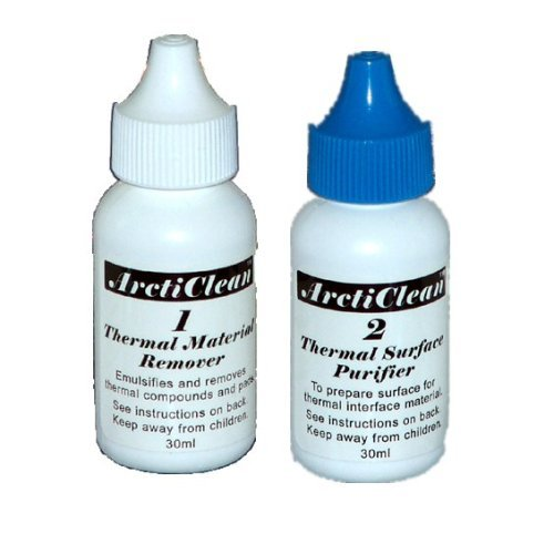 ArctiClean 60ml Kit (includes 30ml ArctiClean