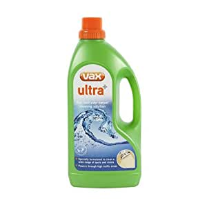 Vax New Ultra+ Carpet Cleaning Solution 1.5 Litre