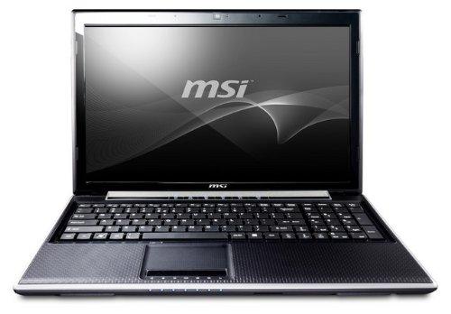 MSI FX620DX-256US 15.6-Inch Notebook (Black)