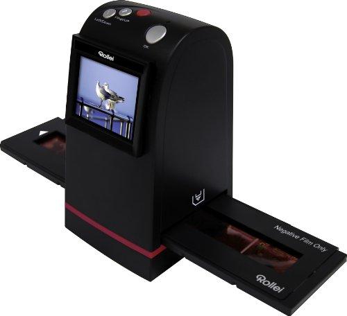 Rollei DF-S 190 SE Dia und Negativscanner, 9 Megapixel, 2,4...