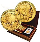 2009 American Buffalo $50 Gold Coin - MS-70