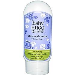 Hugo Naturals Baby Lotion Chamomile & Vanilla 4 Oz