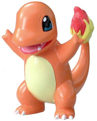 Takaratomy Pokemon Monster Collection M Figure - M-057 - Charmander/Hitokage - 1
