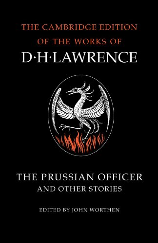 The Prussian Officer and Other Stories Paperback (The Cambridge Edition of the Works of D. H. Lawrence)