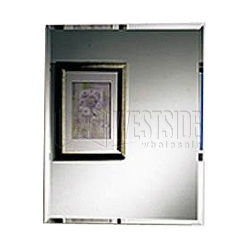 Jensen 868P34Whg Frameless Horizon Collection Single Door Recessed Cabinet, 36-Inch High 4-1/2-Inch Depth front-286785