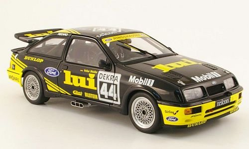 Ford Sierra Cosworth RS 500, No.44, Lui, DTM Nürburgring, 1989, Modellauto, Fertigmodell, Auto Art 1:18