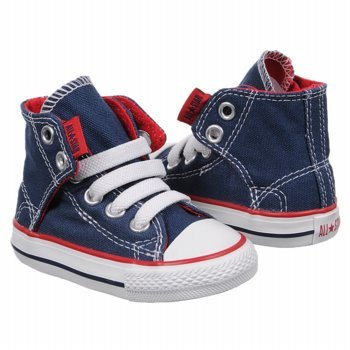 Converse Infants's CONVERSE CT EASY SLIP CASUAL SHOES 4 Infants US (NAVY)