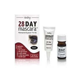 Godefroy 28 Day Mascara Permanent Eyelash Tint Kit Mascara