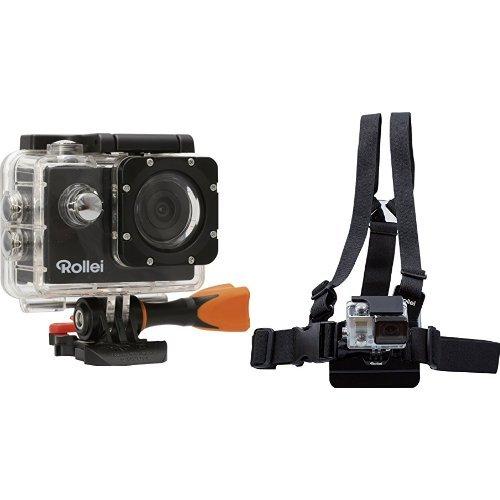 Rollei-Actioncam-330-oder-330-WiFi-Full-HD-Video-Funktion-1080p-Unterwassergehuse-fr-bis-zu-30-Meter-Wassertiefe
