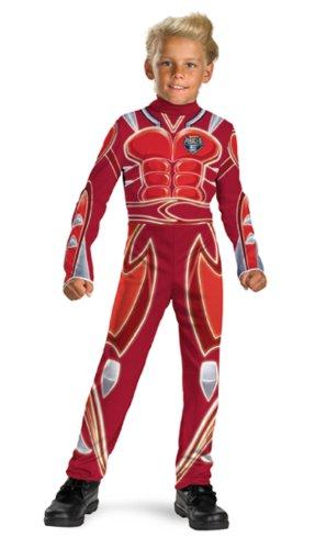 Hot Wheels Vert Wheeler Classic Costume, Child S(4-6)