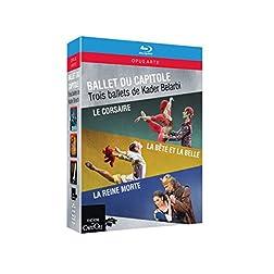 Ballet du Capitole Toulouse Trio [Blu-ray]