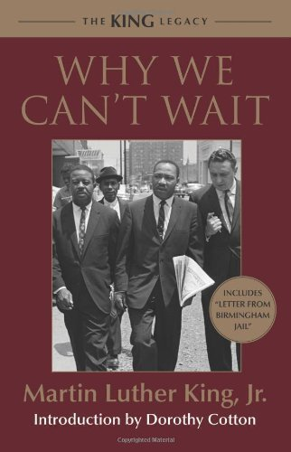 , by Martin Luther King Jr. - Why We Can't Wait (Reissue) (12.12.2010), by Martin Luther King Jr.
