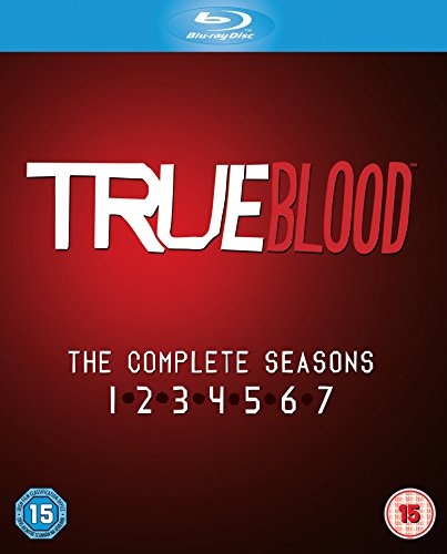 True Blood - Season 1-7 [Blu-ray] [Region Free]