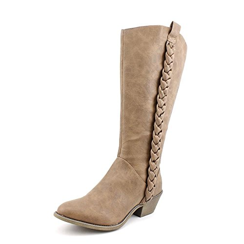Unlisted Women'S Country Club H1 Tall Boots In Taupe 10 M
