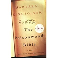 The Poisonwood Bible (Oprah's Book Club) (Paperback)