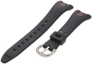 Timex Women's Q7B800 Ironman Triathlon 30-Lap Resin 14mm Replacement Watchband