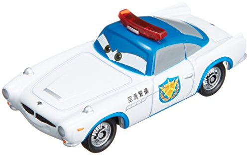 Cars Tomica Fin Mack Missile (Airport Security Type) Disney Pixar C-28 - 1