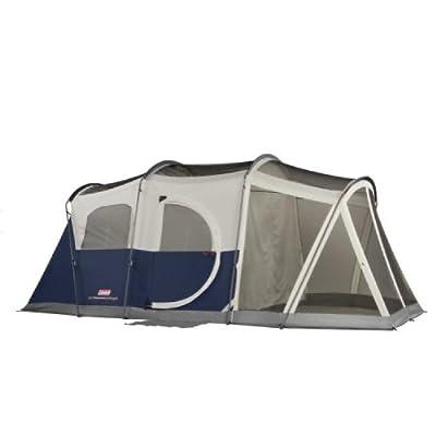 Coleman Elite WeatherMaster Screened 6 Person Tent