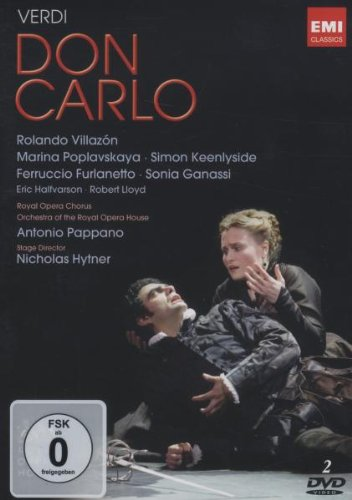 Verdi: Don Carlo - DVD Live from the Royal Opera House [2010] [NTSC]