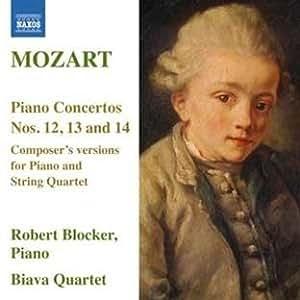 Piano Concertos Nos. 12 13 1