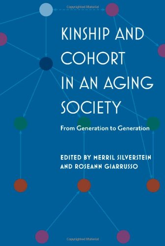 Image for publication on Kinship and Cohort in an Aging Society: From Generation to Generation
