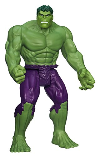 HULK PERSONAGGIO ACTION FIGURE 30 CENTIMETRI SERIE TITAN HERO HASBRO A4810