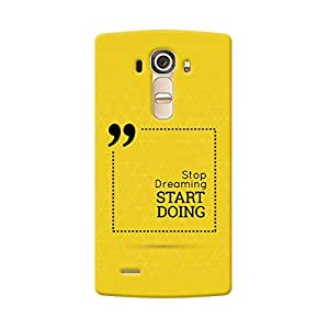 Garmor Designer Silicone Back Cover For LG G4 H810