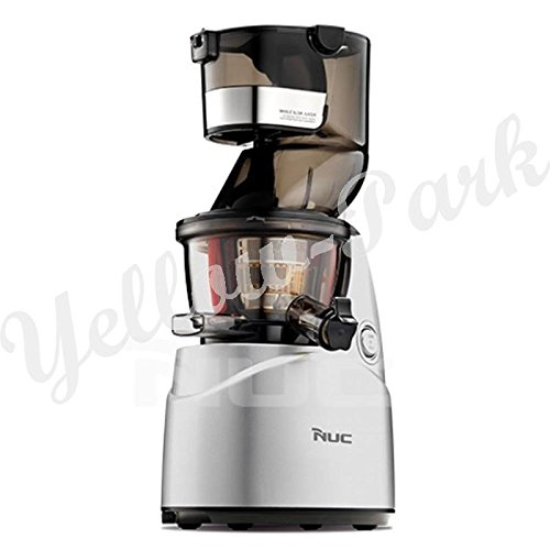 NEW NUC Kuvings Whole Slow Juicer Extractor Mixer 220V-240V KJ-623S WSJ-972K W ;TM79F-32M UGBA648703 (Nuc Juice compare prices)