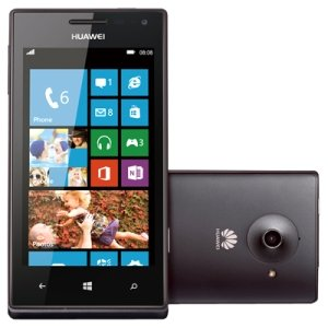 Huawei Ascend W1 – Windows 8 Smartphone – Unlocked image