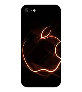Evaluze logo Printed Back Cover for APPLE IPHONE 7