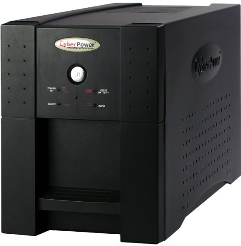 Cyberpower PP800SW UPS - 800VA/550W PureSine AVR Boost/Buck 7-Outlet RJ11/RJ45 Tower EMI/RFI USB/Serial (Discontinued by Manufacturer)