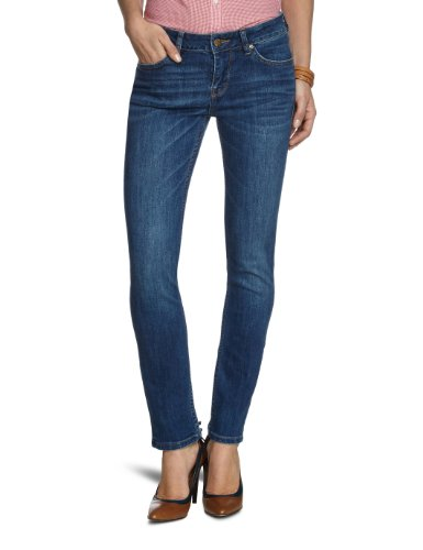 MUSTANG - 586-5220, Jeans da donna, Blu (Blau (strong bleach 535)), 46 IT (32/34)