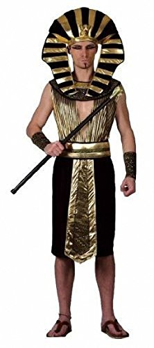 Halloween Cosplay Costumes of Egyptian Pharaoh Clothes for Man