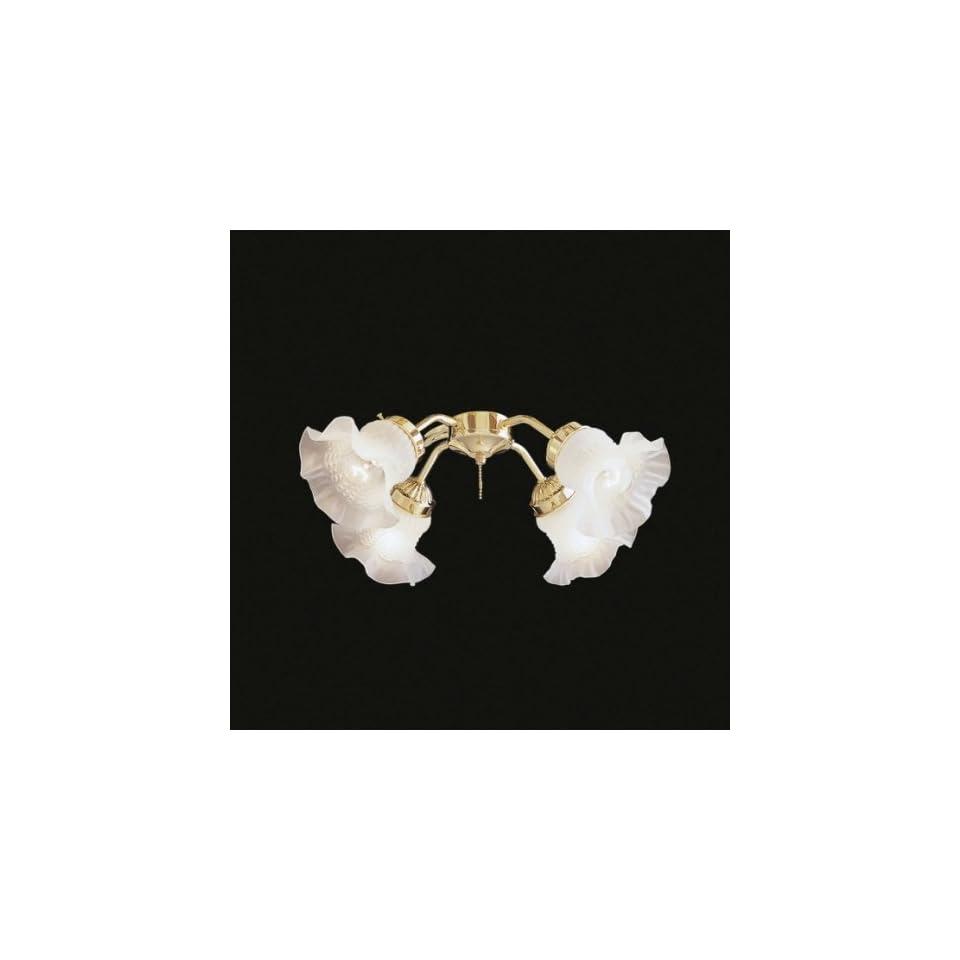 Minka Aire Ceiling Fans K1098 22 4 Light Pb Lt Kit N A
