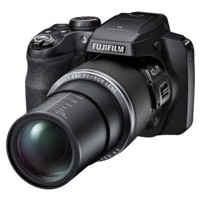 Fujifilm FinePix 16.2MP Digital Camera with 42x Optical Zoom (S8300)