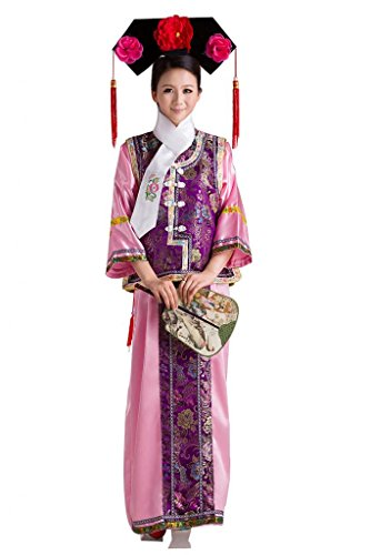 Chinese Ancient Stage Costume Women's Princess Halloween Cosplay