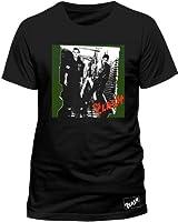 The Clash Men's First Album Short Sleeve T-Shirt