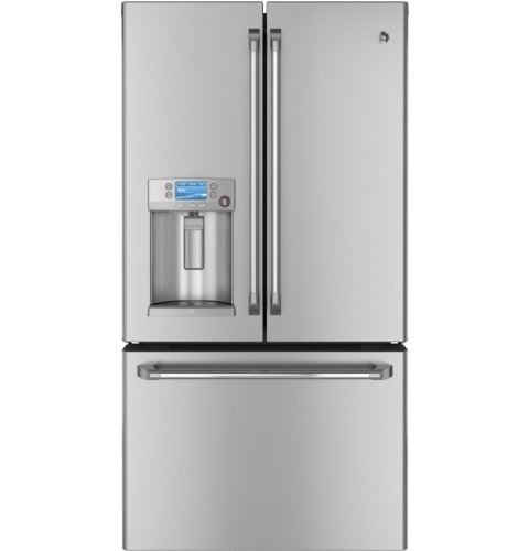 GE CFE29TSDSS Cafe 28.6 Cu. Ft. Stainless Steel French Door Refrigerator - Energy Star