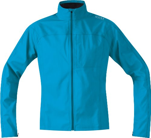 Gore Air Running Wear Men's/Unisex Jacket Gore-Tex Active Shell - Blue, XL