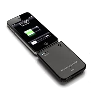 2800mah chargeur externe batterie de secours pour iphone 4. Black Bedroom Furniture Sets. Home Design Ideas